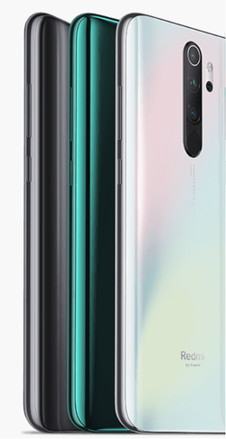 Color variants of the Redmi Note 8 Pro