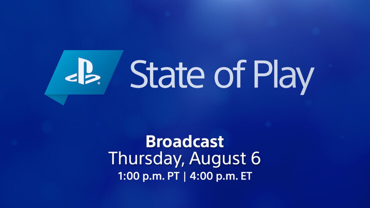 Official announcement. (Image source: @PlayStation)