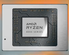 "AMD claims that the Ryzen 4000 mobile chips are ""the world's most advanced laptop processors"". (Image source: AMD)"