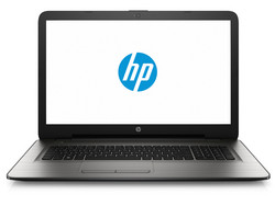 In review: HP 17-y044ng. Test model provided by Notebooksbilliger.de