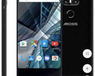 Archos Sense 55s Android smartphone with dual-camera setup