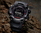 Casio's new G-SHOCK Rangeman GPS Navi. Image via Casio