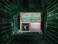 Intel could be working on a Sapphire Rapids APU with Xe iGPU and HBM solution. (Image source: Moore's Law Is Dead/VisionTech - edited)