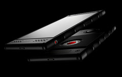 The RED Hydrogen One with 4-View holographic display is coming October 9. (Source: RED)