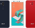 Asus ZenFone 5 Lite color options (Source: Evan Blass)