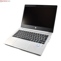 The HP ProBook 430 G6 is equipped with a new chassis.