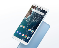 The Mi A2 and Mi A2 Lite are unlikely to ever support native screen recording. (Image source: Xiaomi)