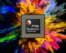 The Snapdragon 775G may arrive later this year with a 5 nm process and Kryo 6xx CPU cores. (Image source: Qualcomm - edited)