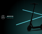Xiaomi will release a Mercedes-AMG Petronas F1 Team edition of the Mi Electric Scooter Pro 2 too. (Image source: Xiaomi)