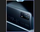 The OPPO K9. (Source: OPPO)