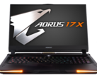 The Gigabyte Aorus 17X YB can be configured with an i9-10980HK CPU and RTX 2080 Super GPU. (Image source: Gigabyte)