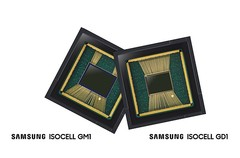 Samsung ISOCELL GM1 and ISOCELL GD1 (Source: Samsung Global Newsroom)