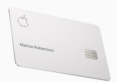 Keeping your Apple Card looking this good won't be easy. (Source: Apple)