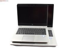 Compared to the HP EliteBook 850 G5