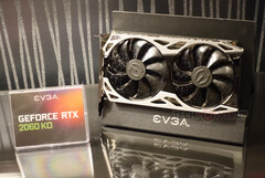 EVGA's RTX 2060 KO is the first sub-US$300 RTX 2060 (Image source: TechPowerUp)