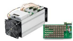 A Bitmain AntMiner T9 ASIC. (Source: Crypto Mining Blog)