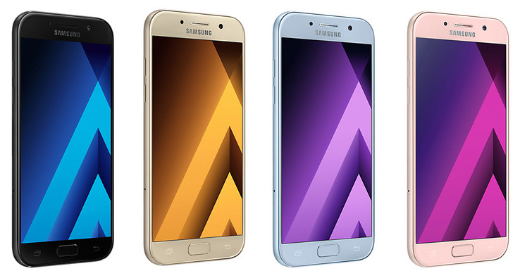 Image result for Samsung Galaxy A5 2017