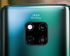 The Huawei Mate 20 Pro. (Source: CNET)