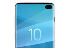 Roland Quandt claims to know what the rear panels of the black S10s Plus look like. (Source: Phone Arena)