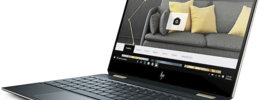 HP Spectre x360 13 Review: classy convertible foiled by its display