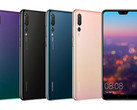 The Huawei P20 Lite will apparently not be sold in Canada. (Source: Huawei)