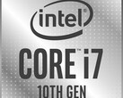 Intel Core i7-1065G7 Laptop Processor (Ice Lake)
