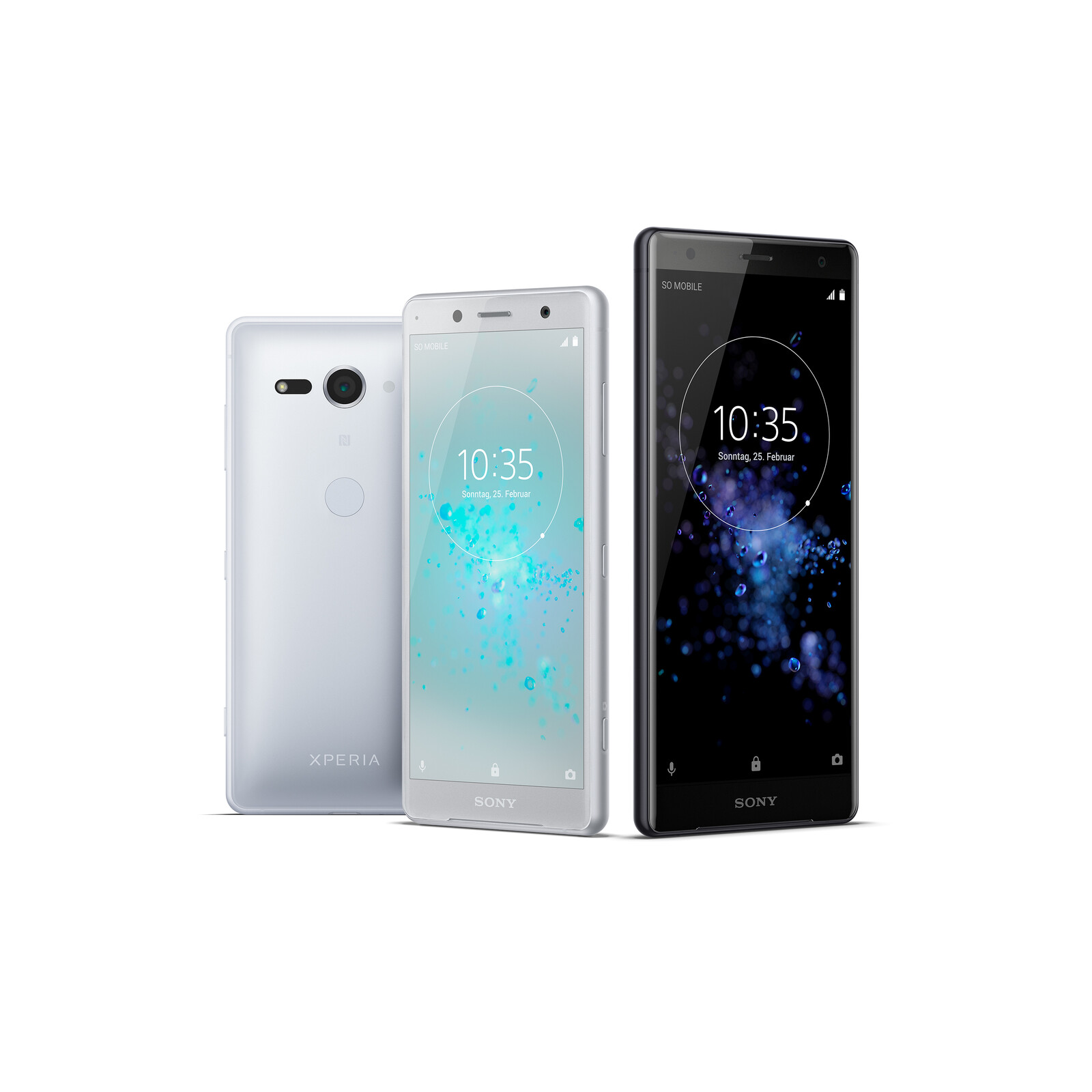 Here Are The Sony Xperia Xz2 And Xz2 Compact 3 5mm Jacks Inexplicably Missing Notebookcheck Net News