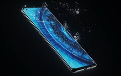 The flagship champion OPPO Find X2 Pro is IP68 water-resistant. (Image source: OPPO)