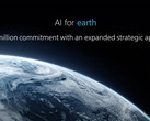 Microsoft is increasing their commitment to their AI for Earth program. (Source: Microsoft)