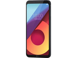 Tested: LG Q6. Test device supplied by LG Germany.