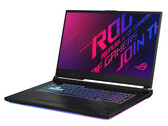 Asus ROG Strix G17 G712LWS in review: Powerful gaming machine with integrated light show