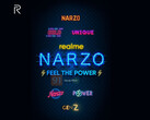 Realme's new line of Narzo phones will be released in India soon