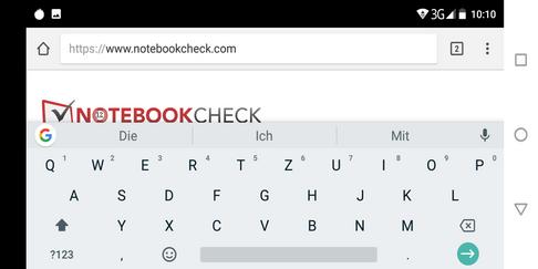 Oukitel U18 Smartphone Review - NotebookCheck net Reviews
