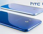 HTC U11 Android flagship in blue finish, mid-range sibling rumored to launch soon