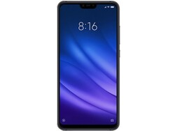 In review: Xiaomi Mi 8 Lite. Test device provided courtesy of: notebooksbilliger.de