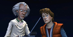 Image: Kotaku (Back to the Future by Telltale Games)
