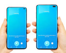 Samsung Galaxy S10 and S10+ leaked image (Source: Ice universe)