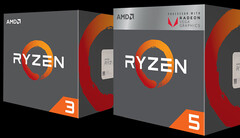 AMD's Picasso lineup features Athlon and Ryzen mobile APUs. (Source: Digit)