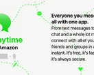 Amazon Anytime messaging service might launch soon