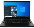 Comes with improved battery life: The Lenovo ThinkPad X13 with Intel Core i5-10210U