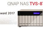 QNAP TVS-873 NAS gets a Red Dot Award for its design