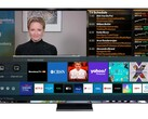 Bloomberg TV+ is coming to a Samsung big-screen near you. (Source: Bloomberg)