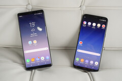 The Galaxy S8 and Note 8 are unlikely to ever receive Android 10 officially. (Image source: Phone Arena)