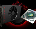 The Radeon RX 5500 XT: A GeForce GTX 1660 challenger? (Image source: Tech Critter)