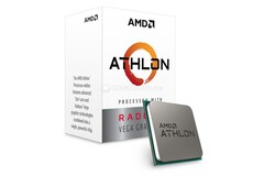 The Athlon series may gain a new member soon. (Source: Caseking)