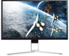 AOC launches Agon AG251FZ2 TN monitor with 240 Hz refresh rate and 0.5 ms response times (Source: AOC)