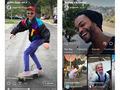 IGTV enables users to take vertical, full screen videos. (Source: Instagram)