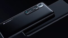The already impressive Xiaomi Mi 10 Ultra is heading for an under-display camera upgrade. (Current model image source: Xiaomi)