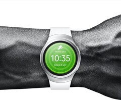 Samsung continues to update the Gear S2, despite releasing it in October 2015. (Image source: Samsung)