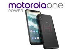 The Motorola One Power. (Source: Engadget)